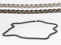 Titanium Venetian Inca arm chain 4mm