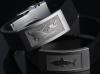 Titanium-Silicon bracelet Retro Style
