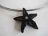 Titanium Pendant Sea Star